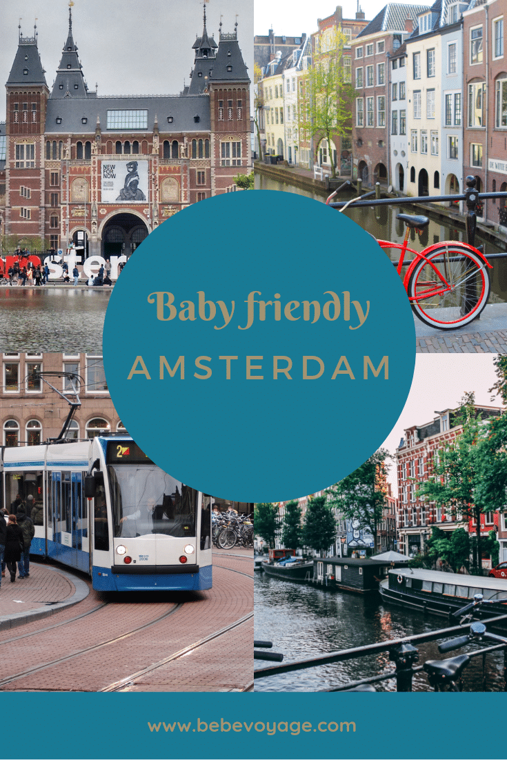 baby friendly amsterdam