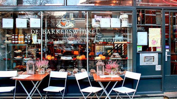 De Bakkerswinkel in Amsterdam