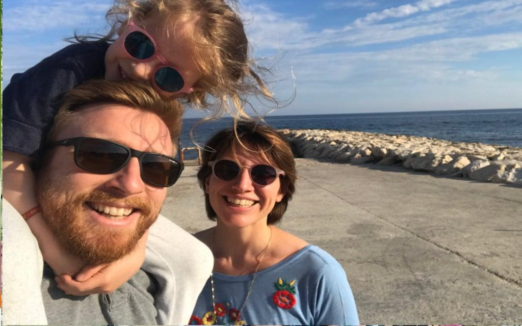 family in geneva lac leman