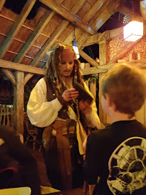 Pirate meet and greet