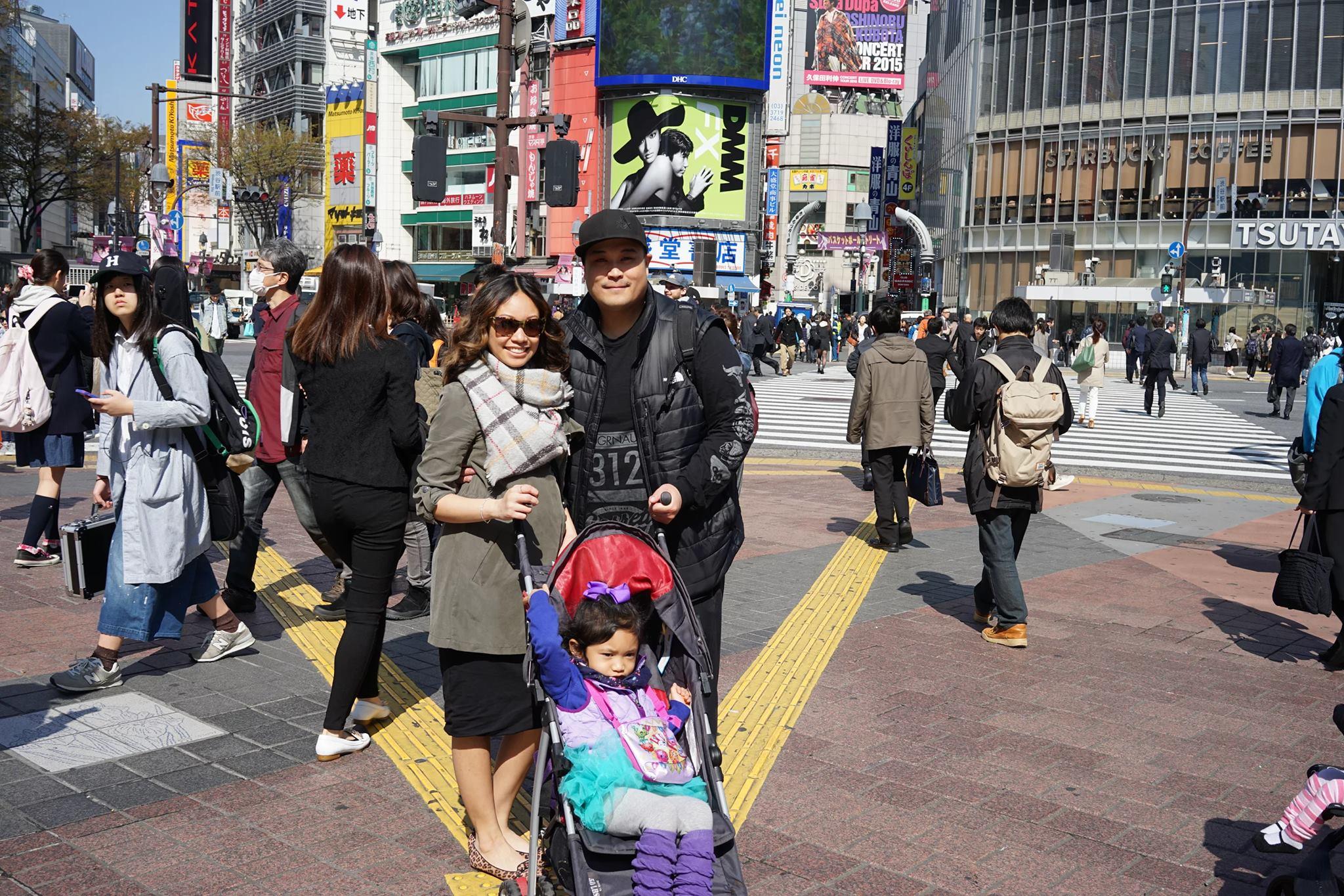 Family in Japan