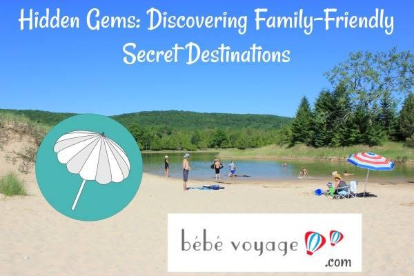 family friendly secret beach