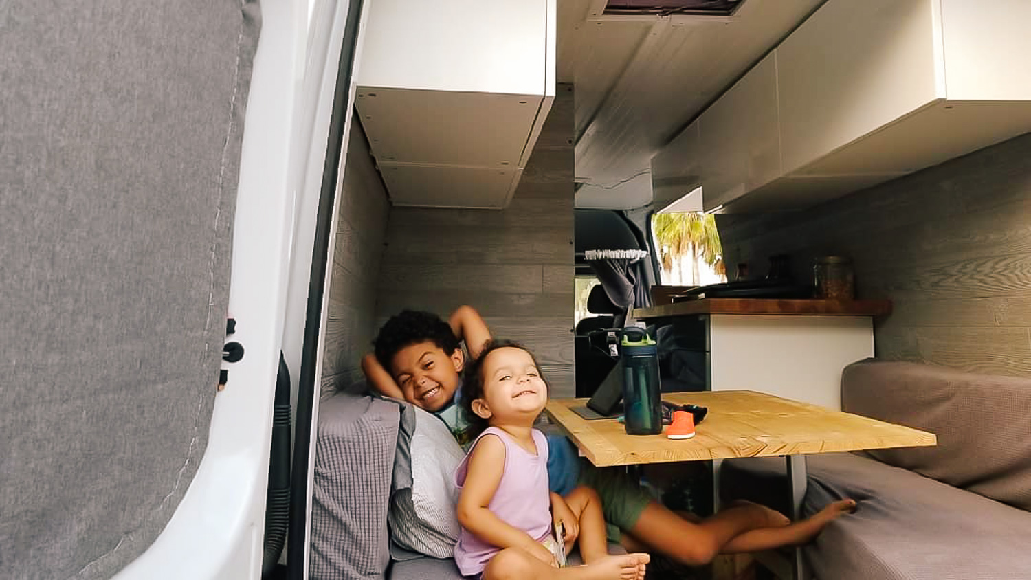 an RV trip with kids is not as hard as you might think!