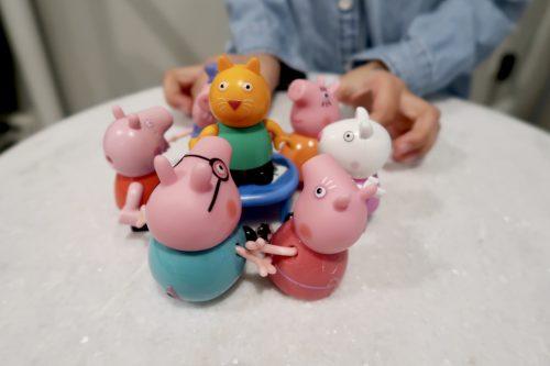 Peppa Pig Mini Figurines