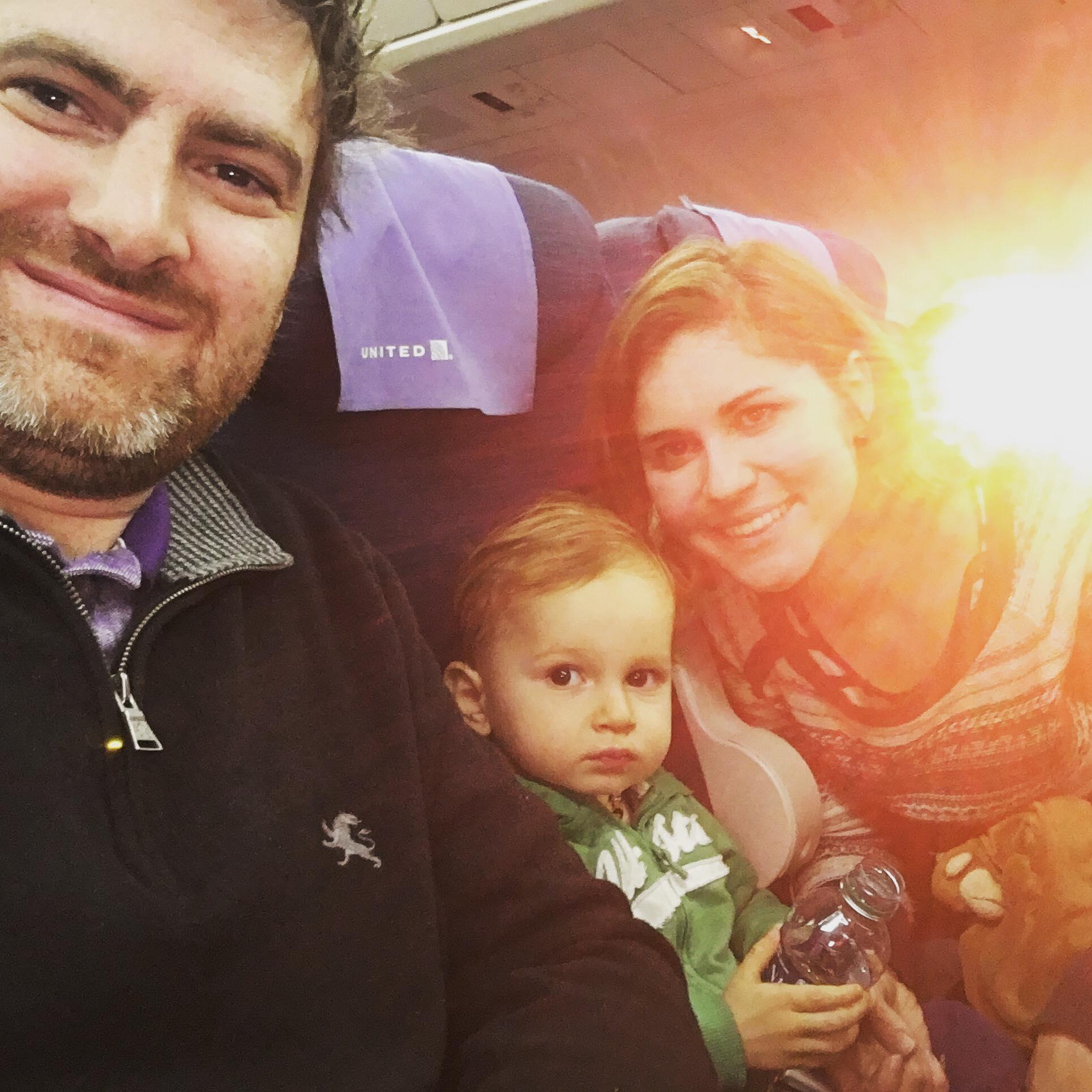 Family travel Chicago Paris