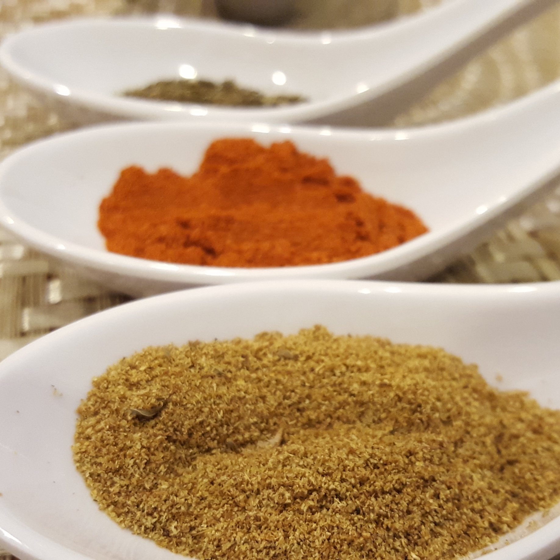 great spices to introduce International flavors into your baby's diet