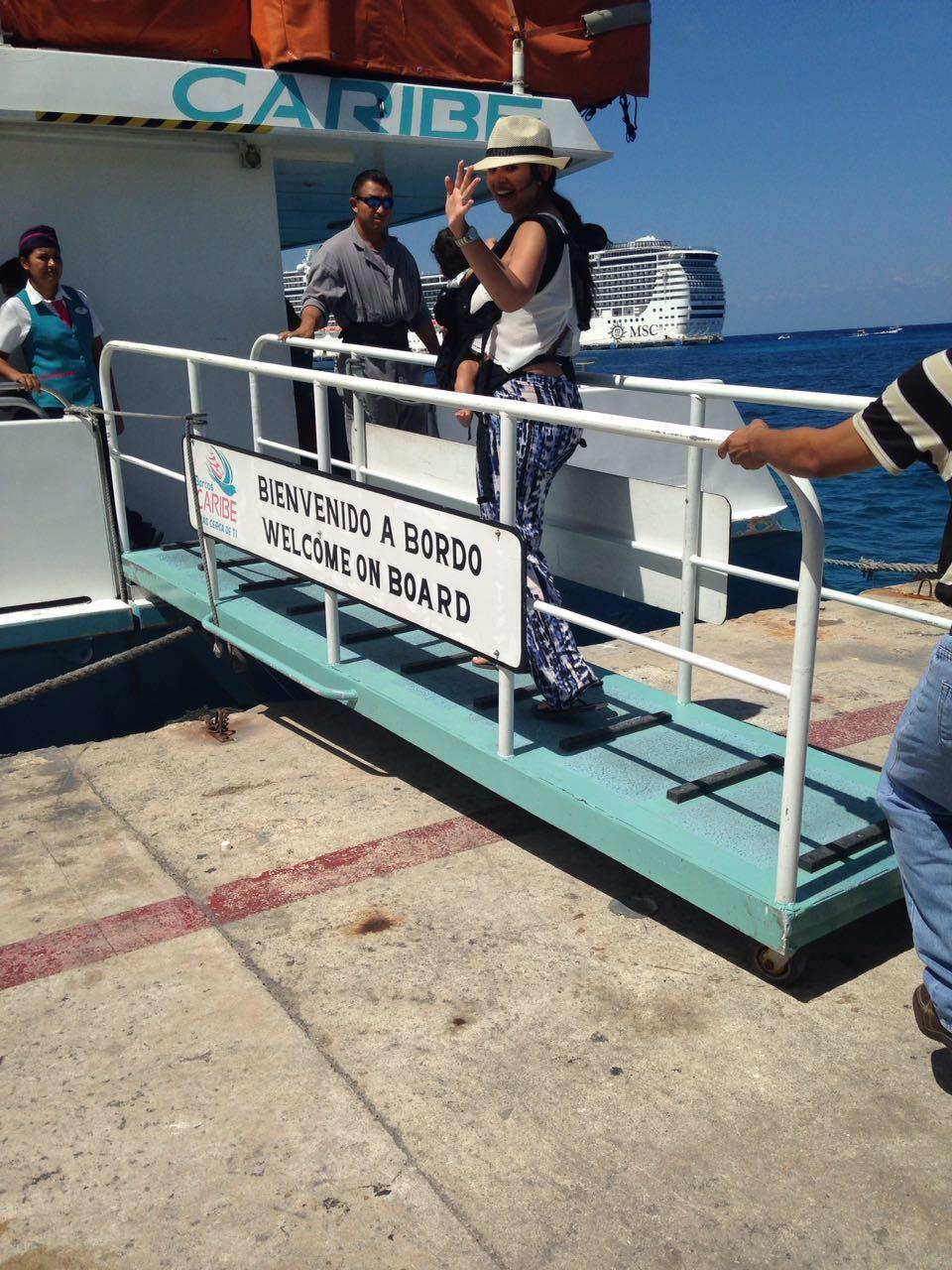 Laura y ferry