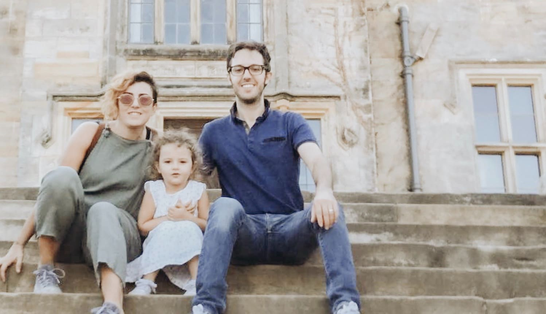 Marta Conte family