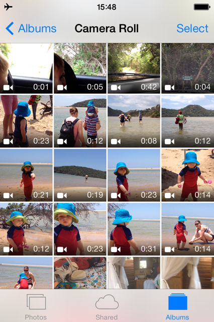Maxed out videos