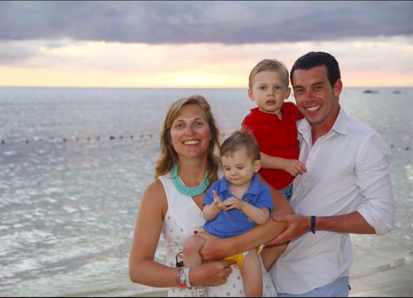 Mathilde and family