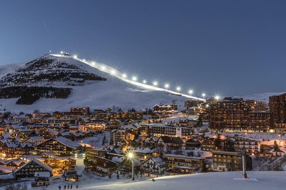 Alpe d'Huez Noel