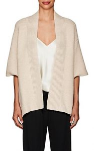 loose fitting beige sweater for travel