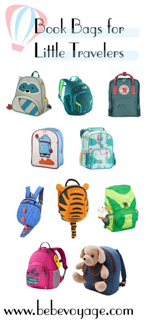 All of our recommendations for traveling toddler backpacks!