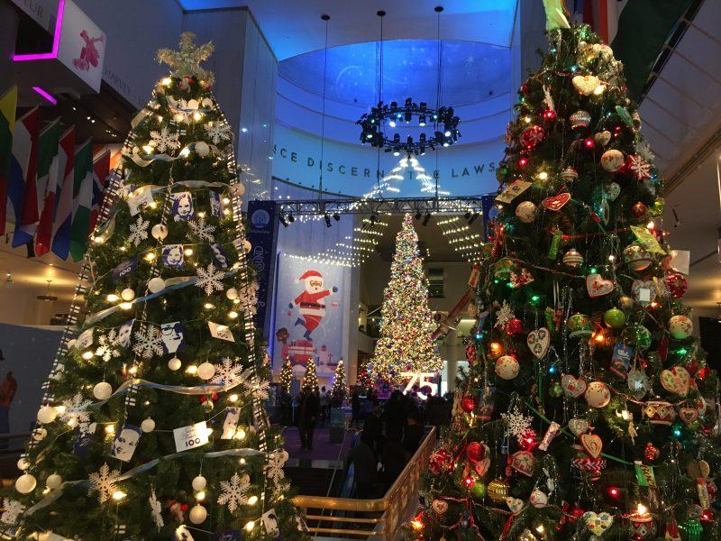Christmas around the world exhibit chicago