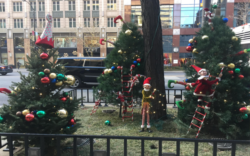 Chicago Michigan Avenue Christmas 2020 Christmas in Chicago is Perfect for Families, Here's Why   Bébé Voyage