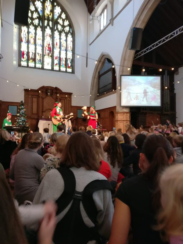 christmas-fair-and-puppet-concert-at-st-michaels-southfields
