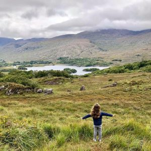 ring of kerry view child