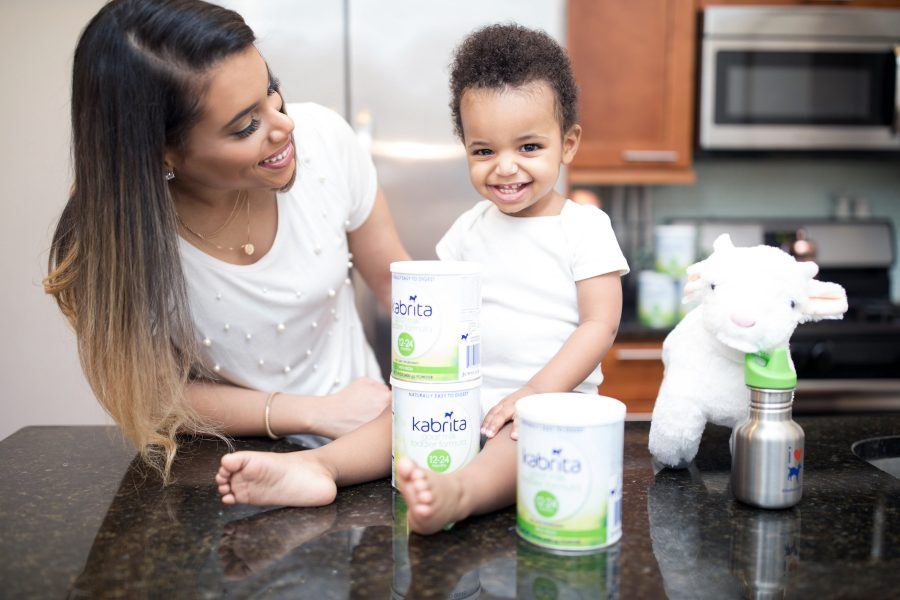 Kabrita Goat Milk Formula Review and Free Sample