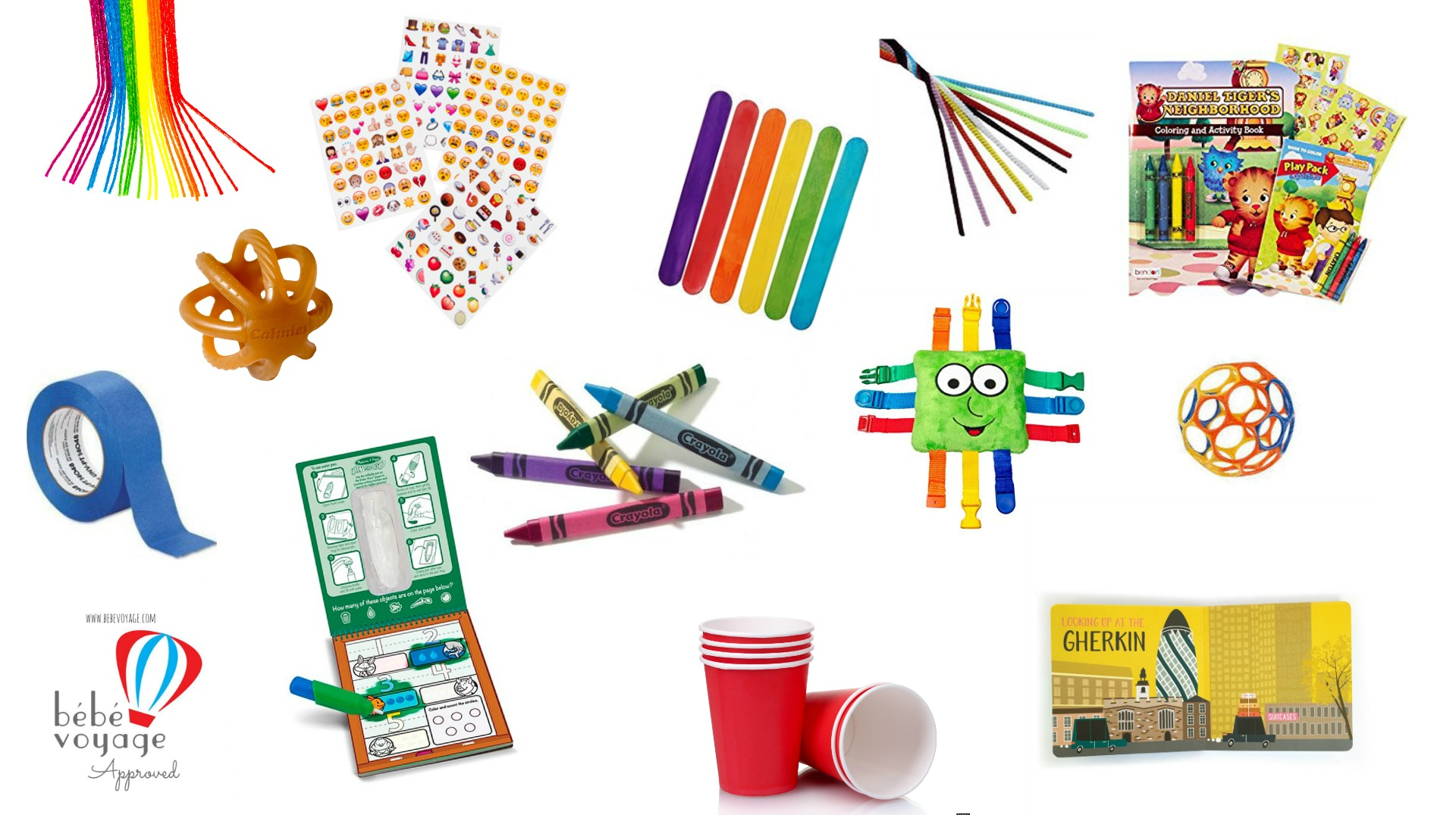ultimate list of travel toys