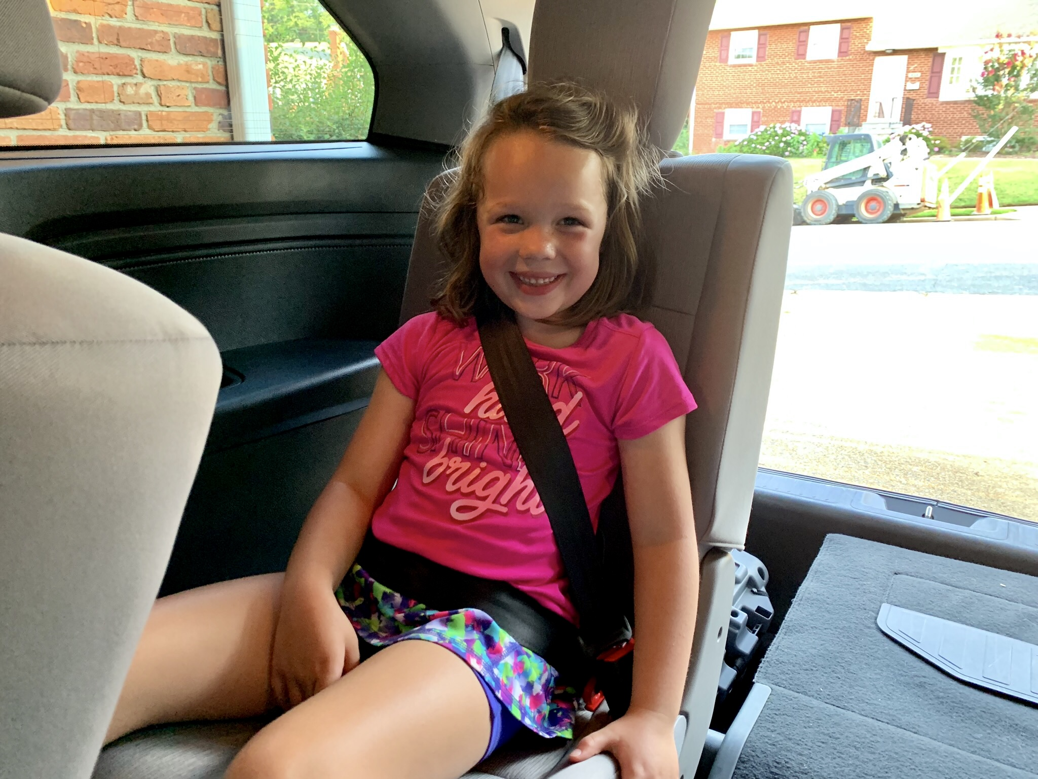 mifold Grab and Go Booster Seat Review