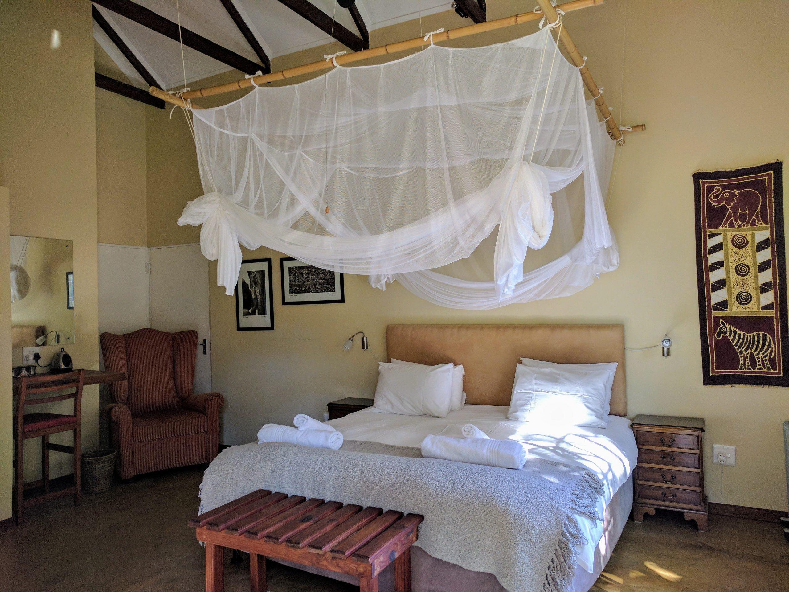 seringa lodge double room