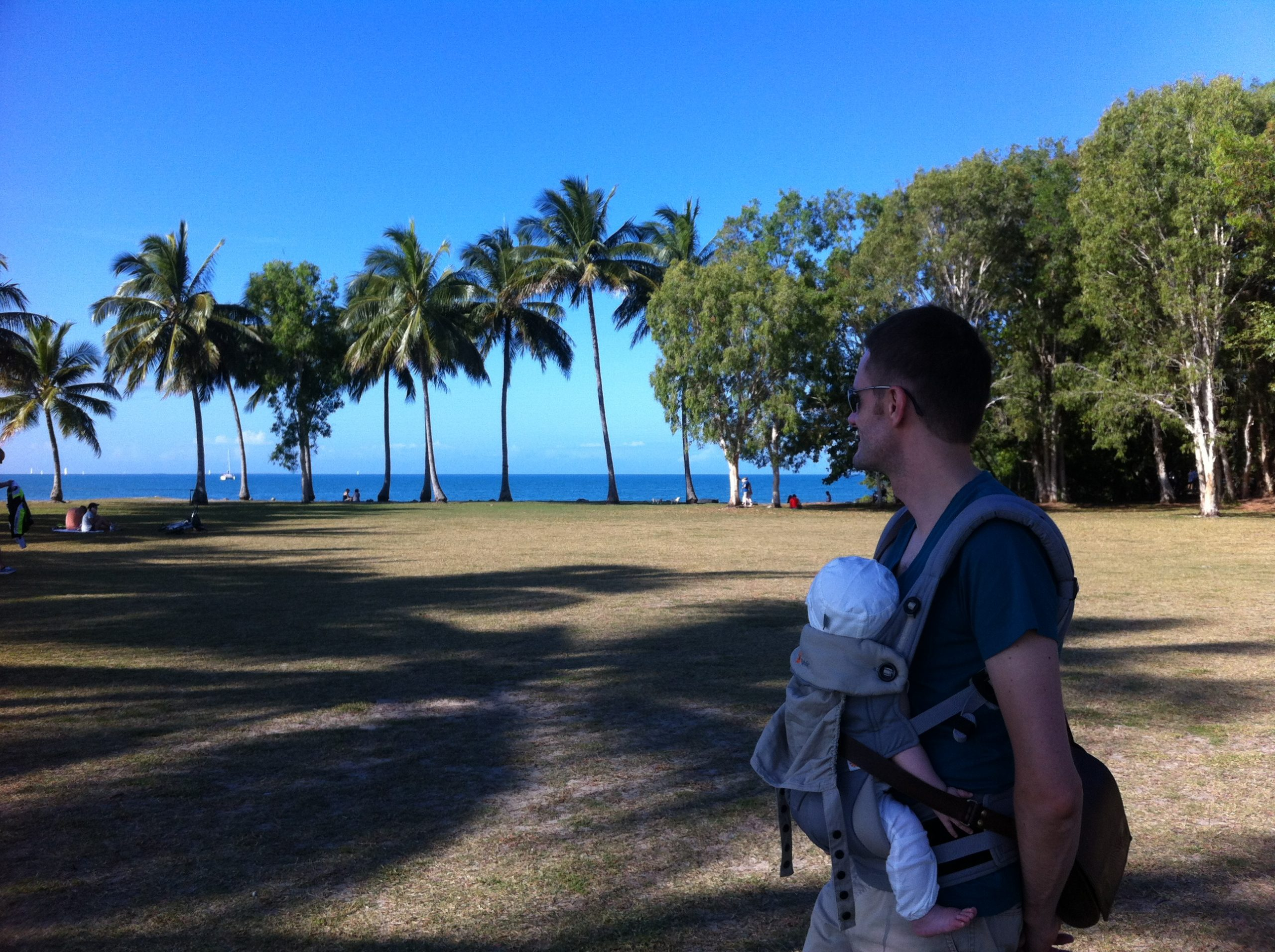 Travel with baby in Australia