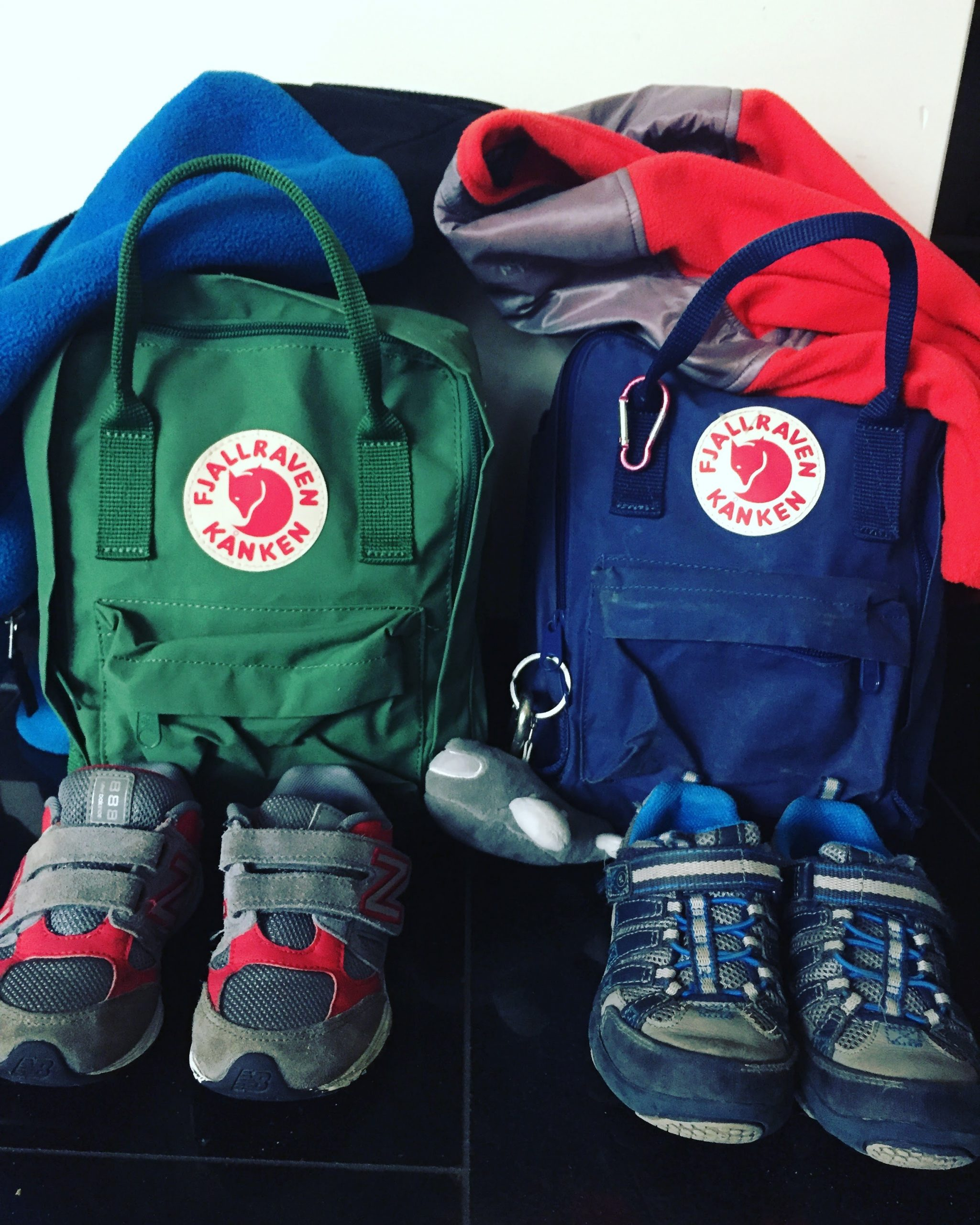 Fjallraven Mini is one of our recommended toddler backpacks