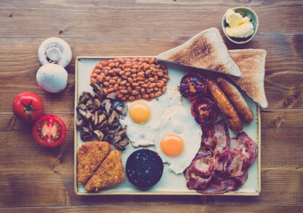 Irish breakfast recipes