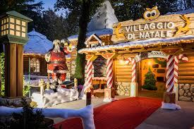 luneur christmas village viterbo