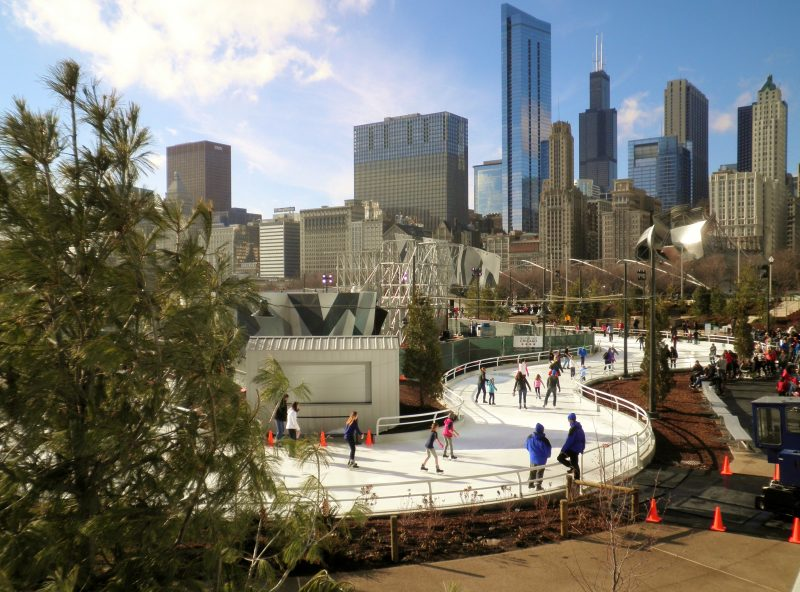 maggie daley ice rink ribbon