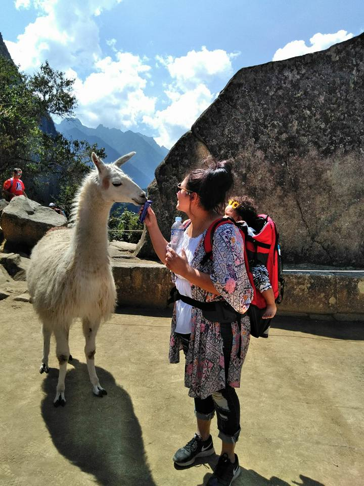 Peru with a toddler