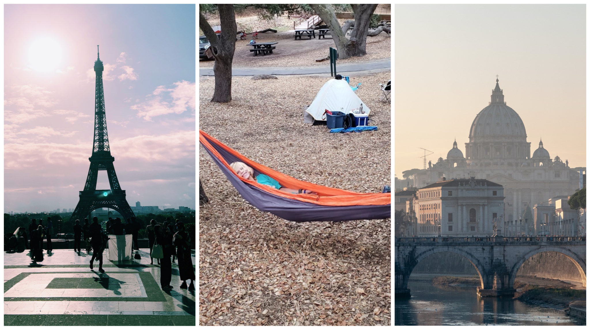 3 destination experiences from home!