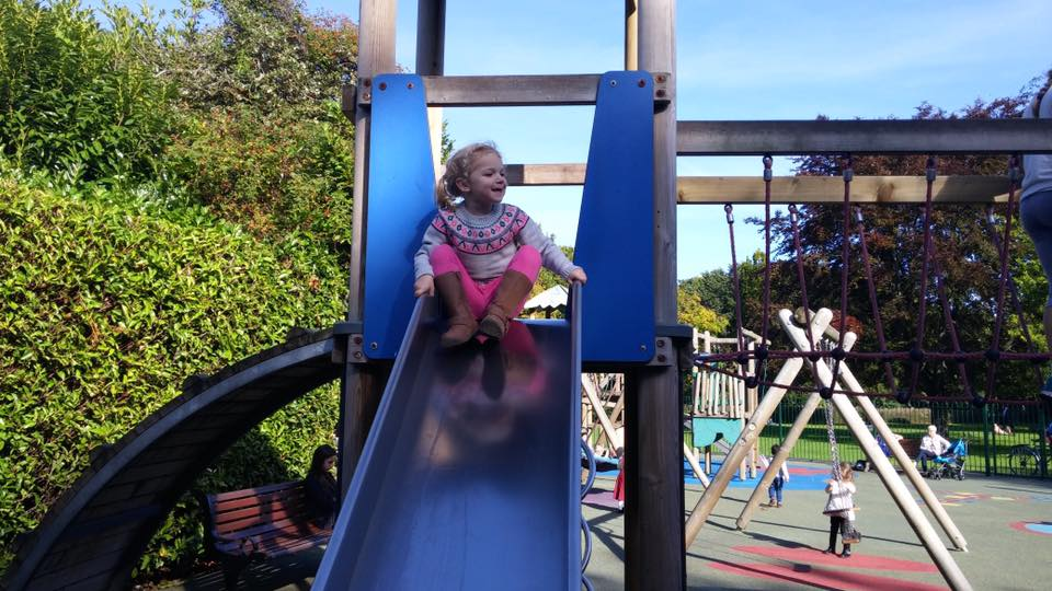 Ireland is full of kid friendly activities like parks and playgrounds