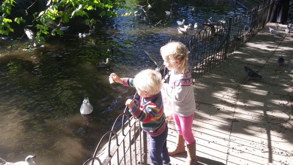 Ireland with kids activities