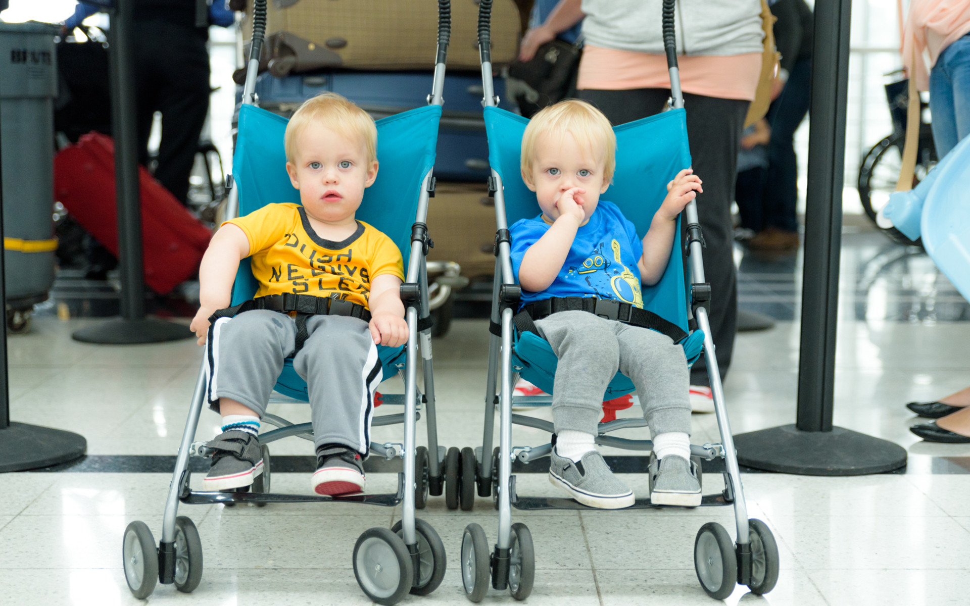 best stroller for air travel