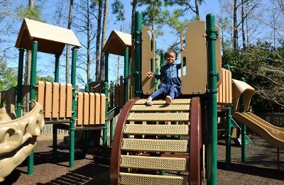 Playground at Riverside Resort