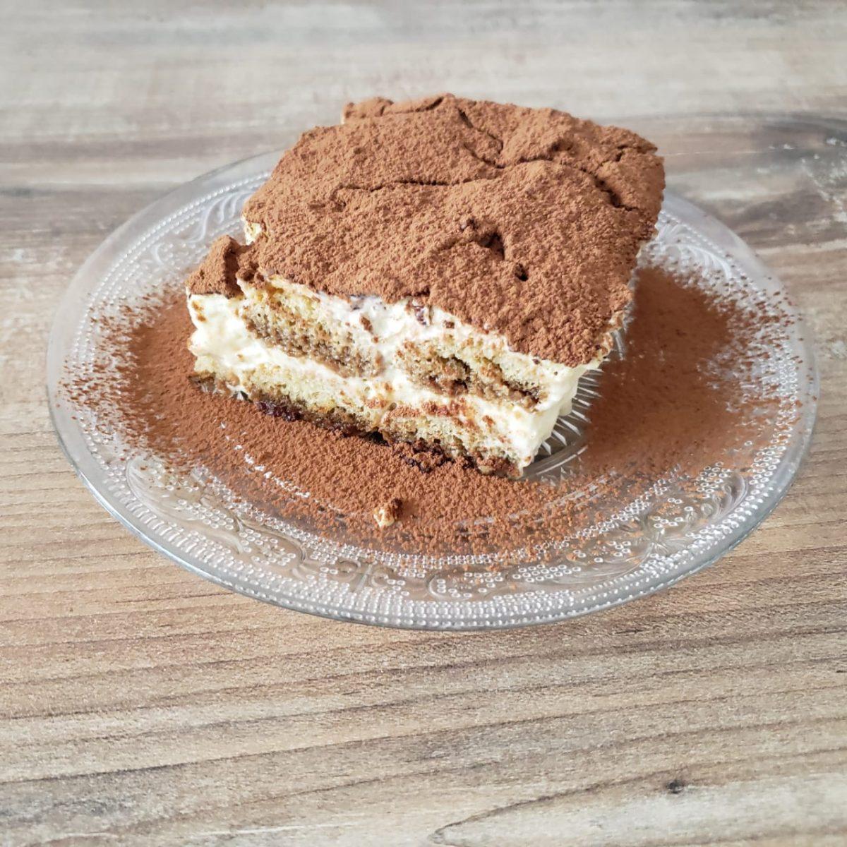 Tiramisu recipe from Italy!