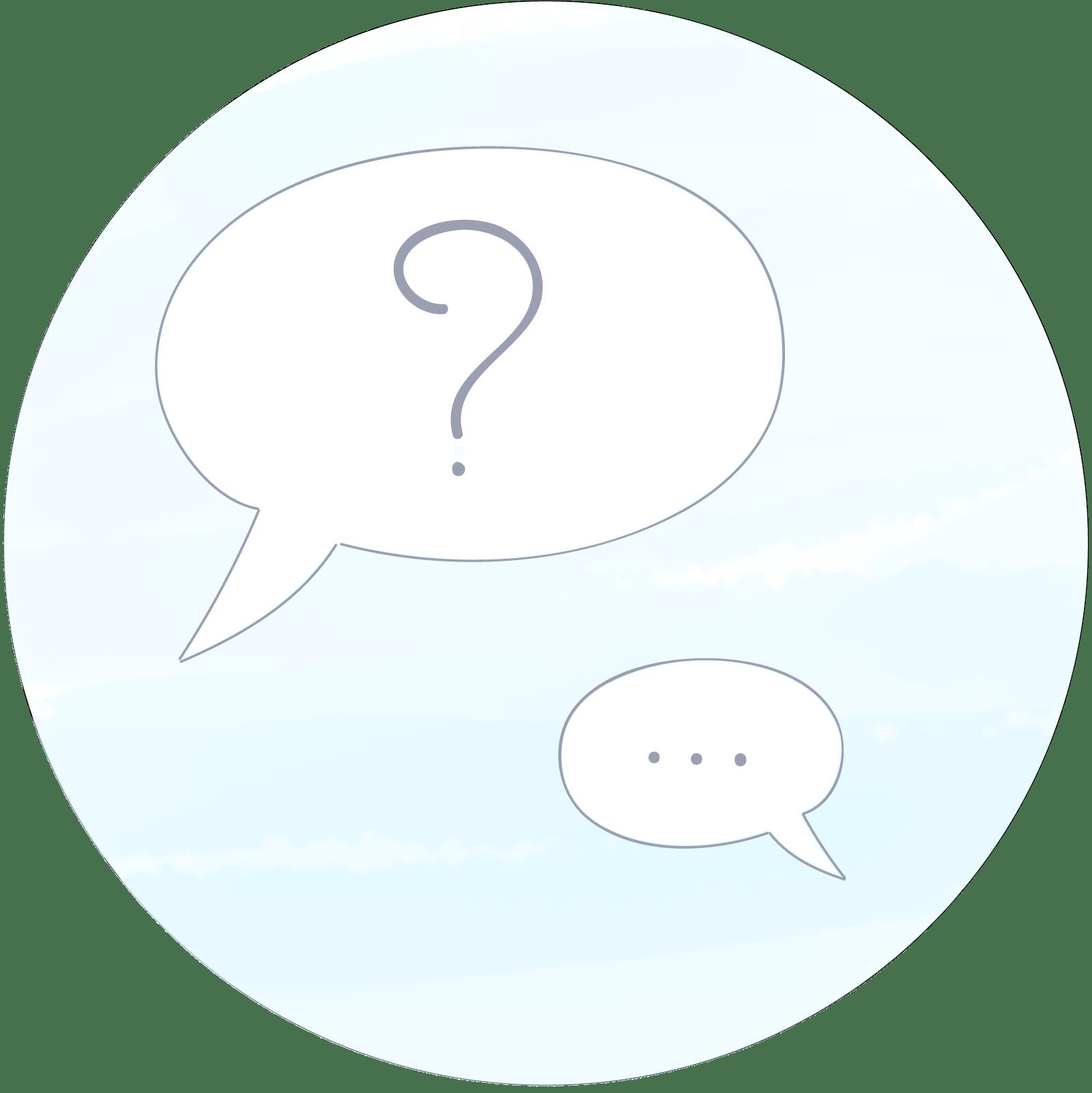question cloud bebevoyage