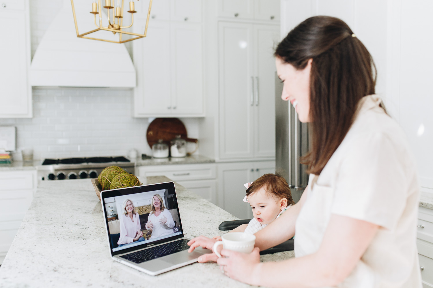 Moms on Call made the Bébé Voyage baby registry and is a great resource for busy parents!