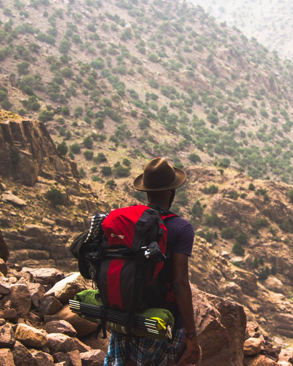BIPOC hiking - racism in the outdoors