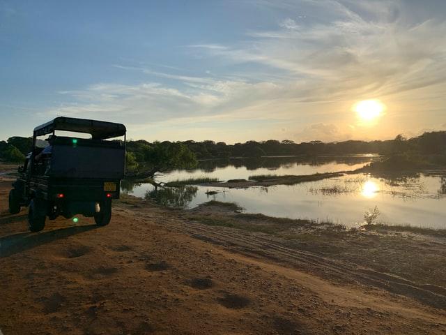 A safari tour in Yala National Park
