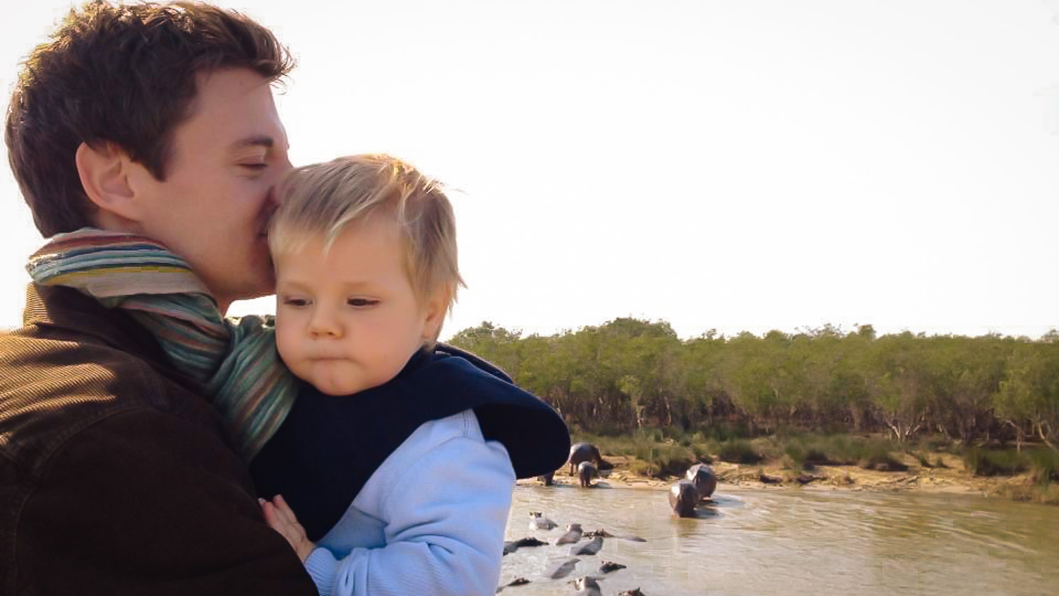 What is paternity leave really like? One father gives an account of his time spent home with his children and how he has learned about the differencing parenting styles around the world.