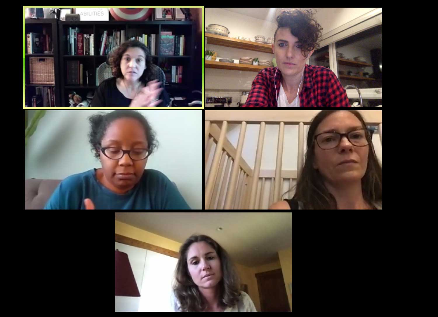 Remote schooling panel of experts
