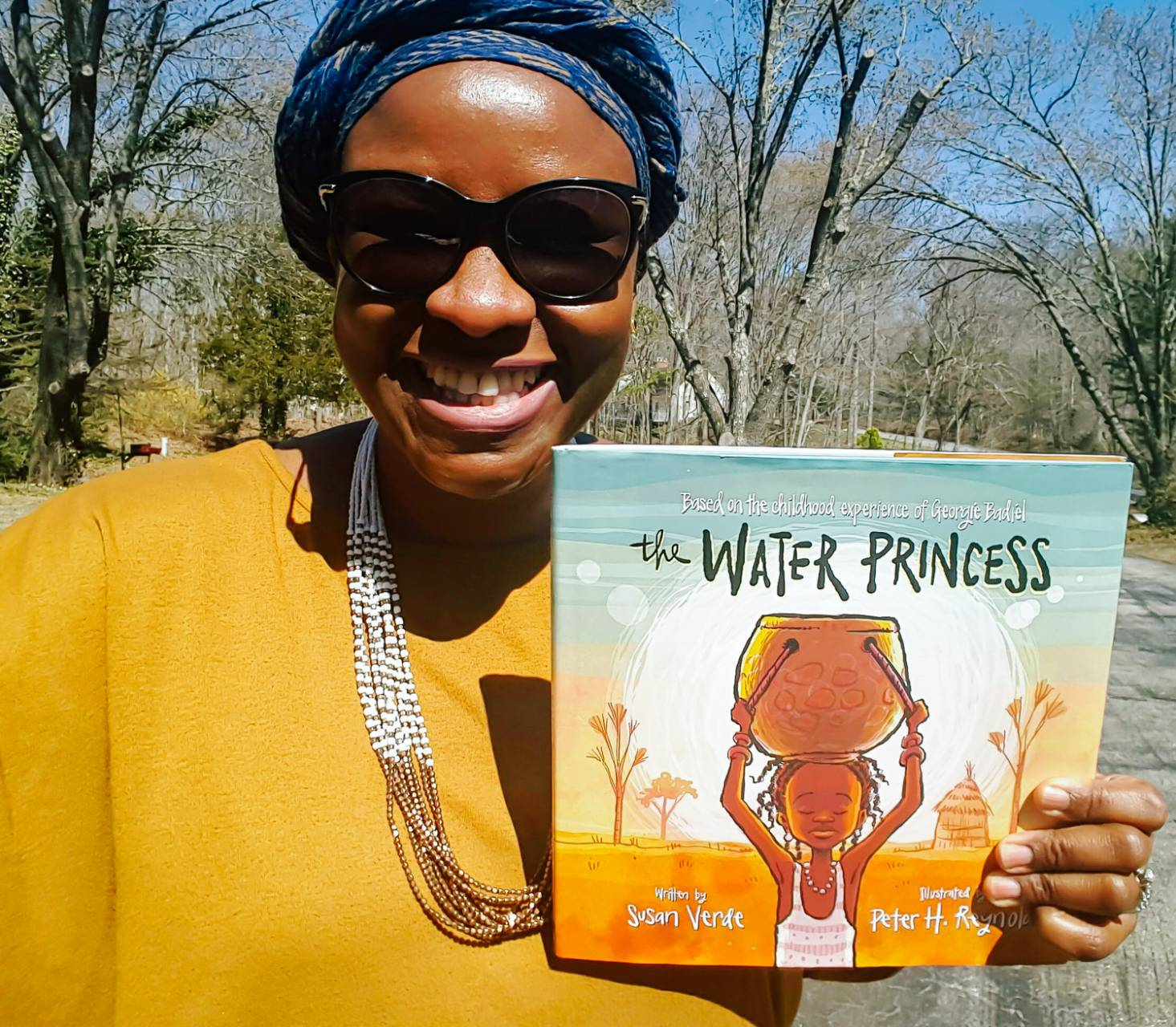Water Princess is one of the many diverse children's books that Atlas Book Club offers to kids!