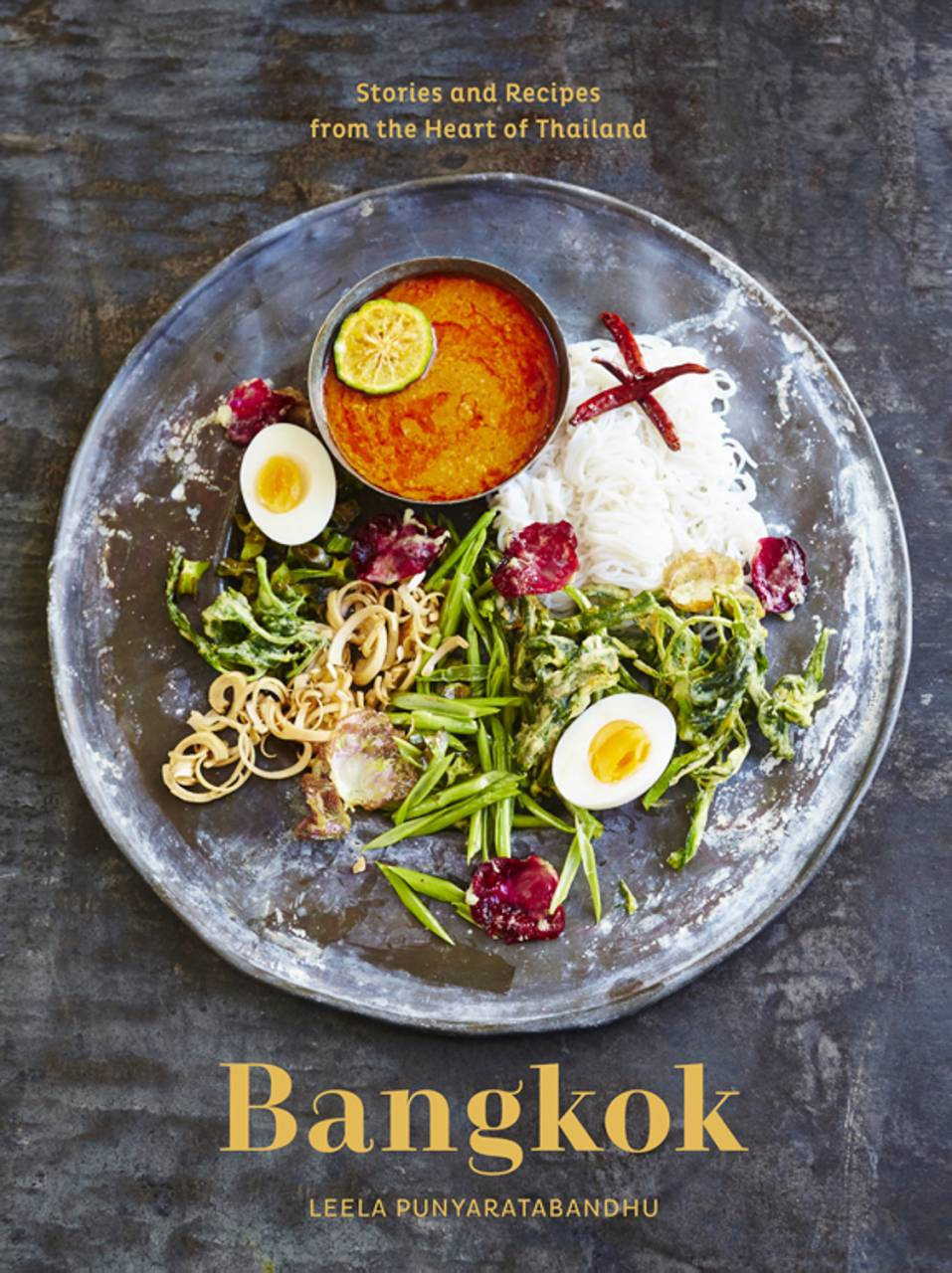 We couldn't have a list of top cookbooks without including a Thai one!