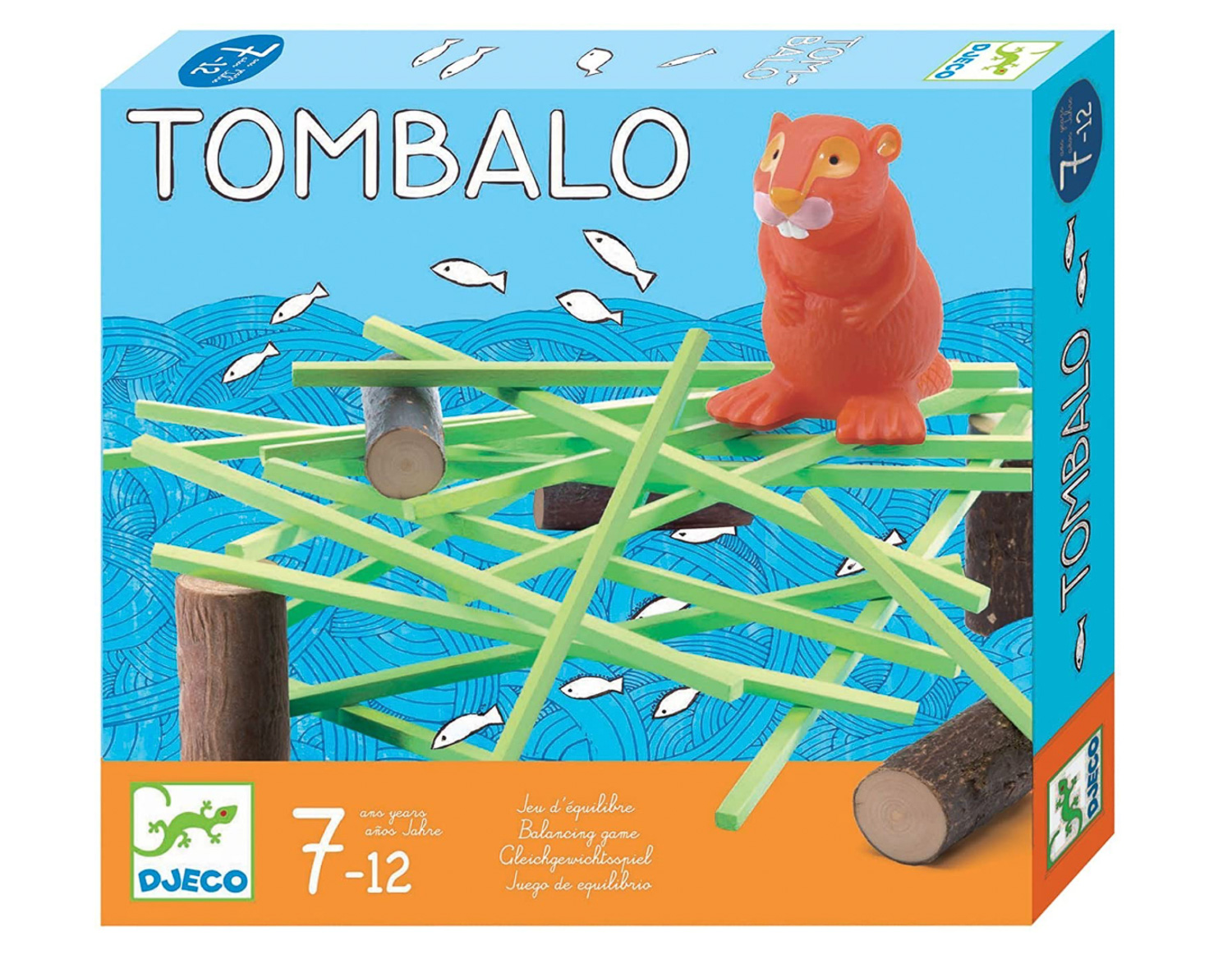 Tombalo is one of our favorite kids board games!