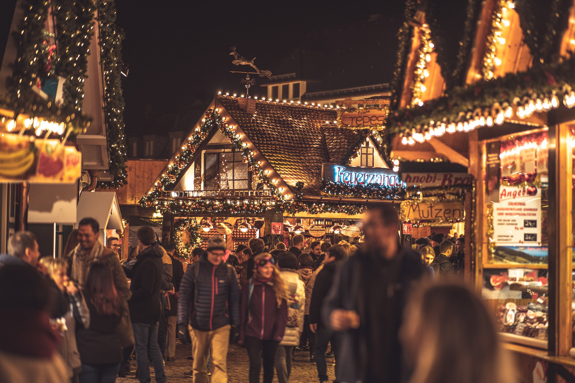 Christmas markets go virtual in 2020
