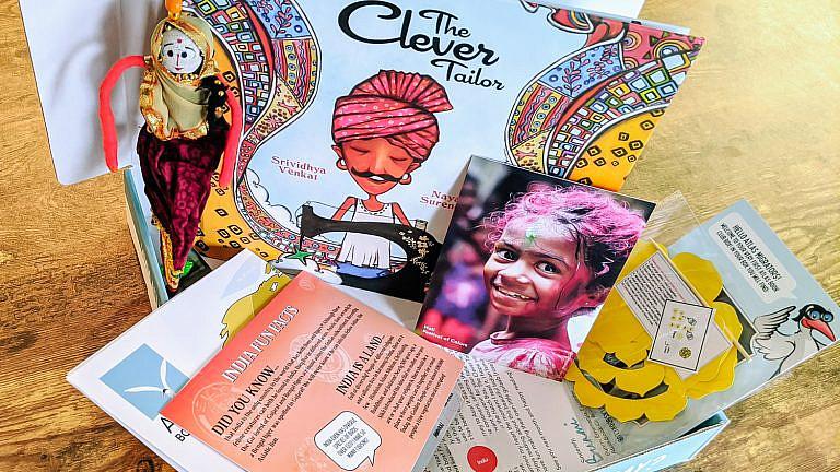 """Atlas Book Club presents """"Exploring India"""""""