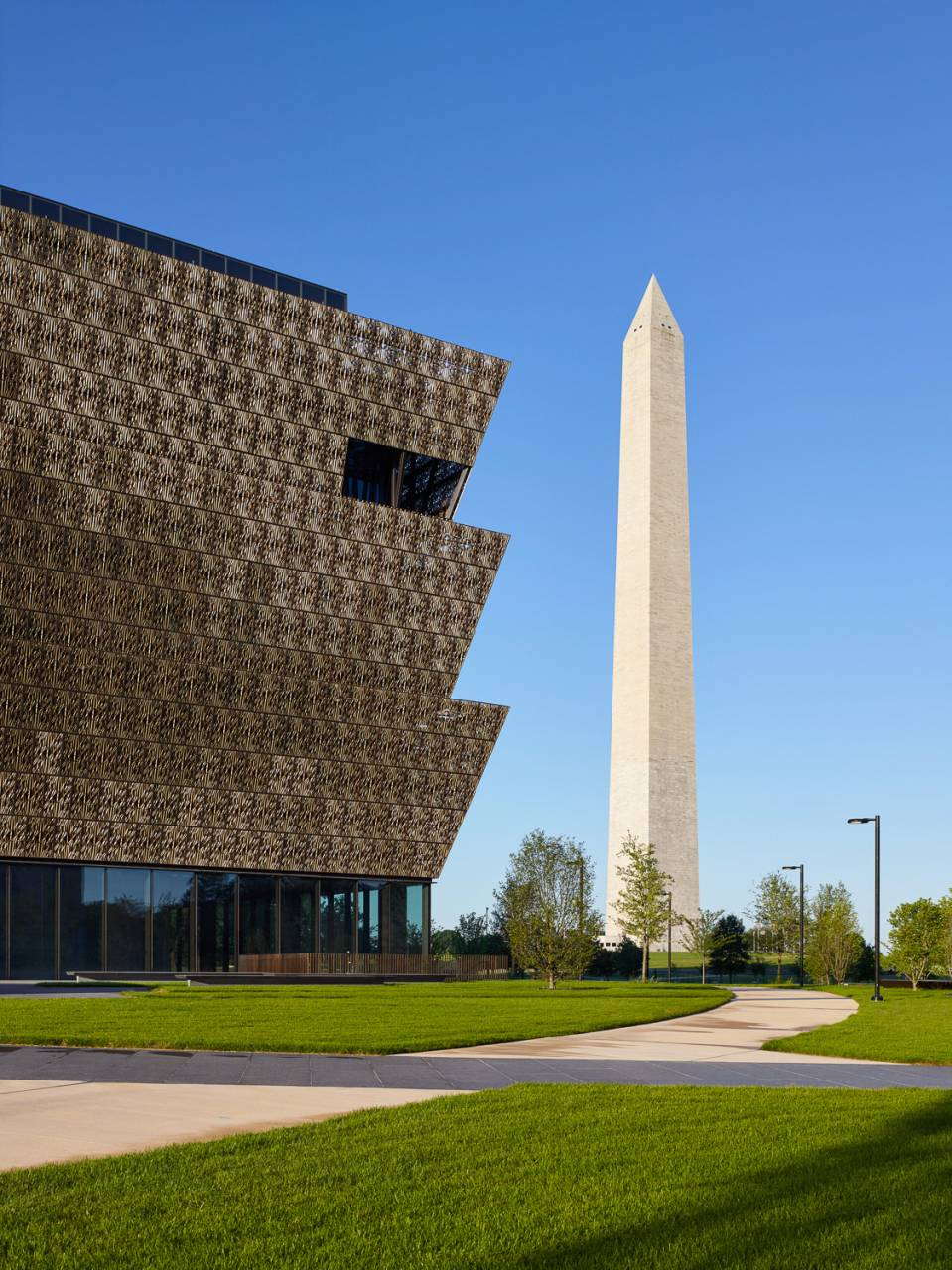 The National Museum of African American History and Culture is an amazing civil rights site to visit with your family.