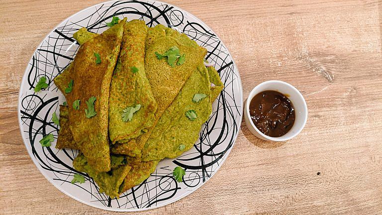 Pesarattu recipe from India